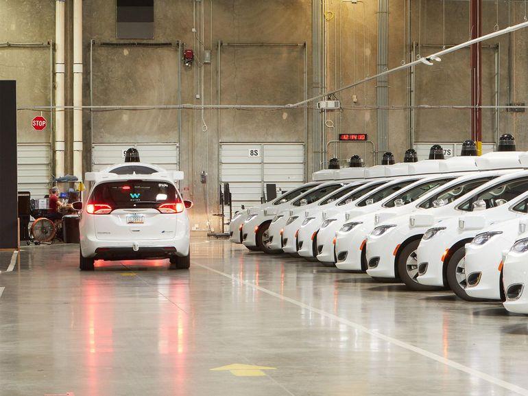 Waymo One : on a fait un tour à bord d'un taxi autonome de Google