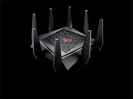 Routeur Asus ROG Rapture GT-AC5300 : Le routeur pour les gamers