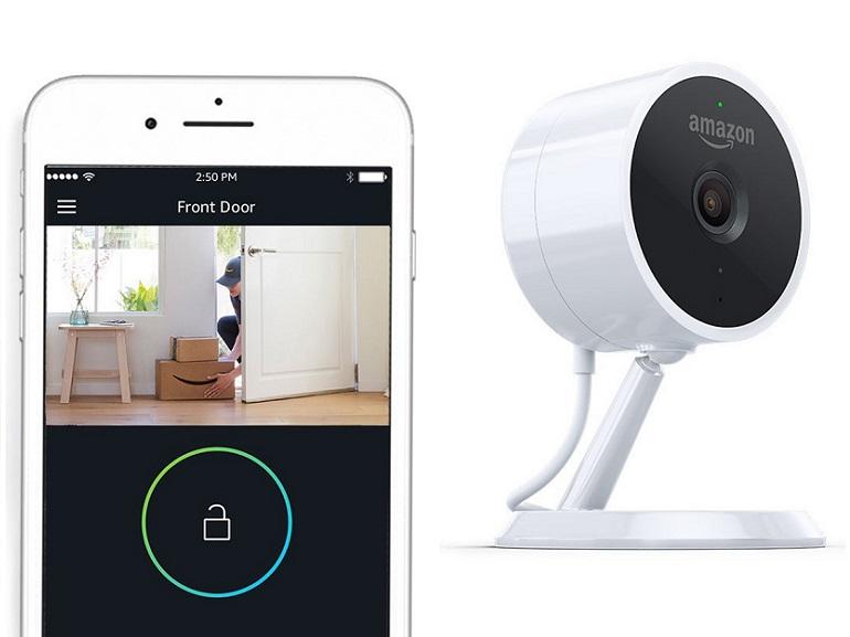 Test de l'Amazon Cloud Cam : une caméra de sécurité simple, efficace et pas chère