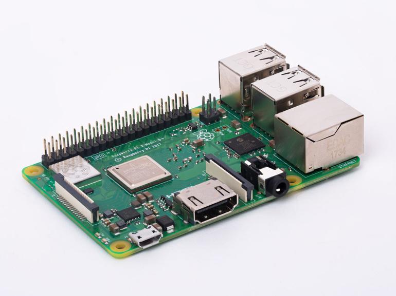 Raspberry Pi 3 Model B+ : un nouveau nano-ordinateur plus puissant