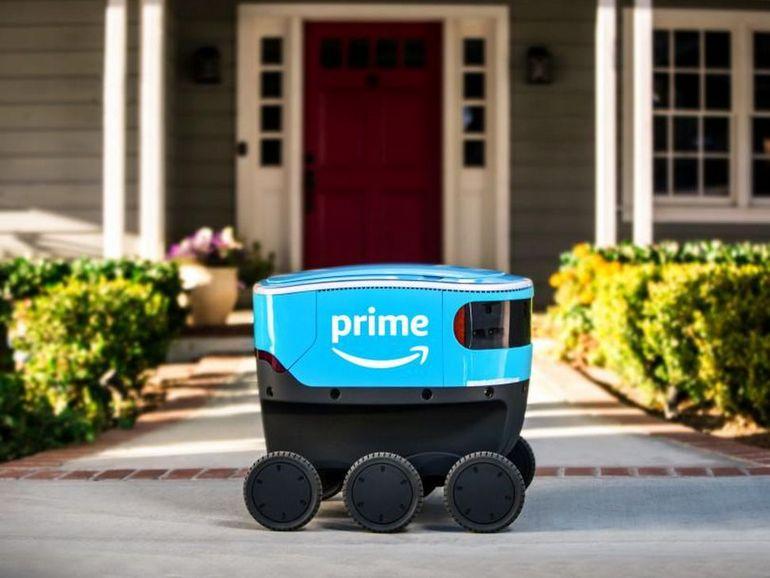 Amazon : des entrepôts entièrement automatisés d'ici une dizaine d'années ?