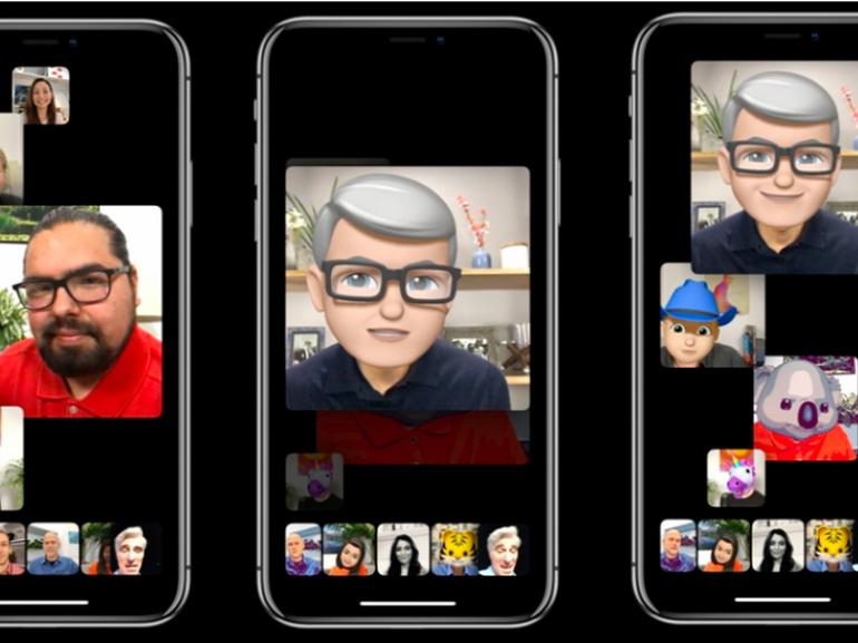 Comment utiliser FaceTime en groupe sur votre iPhone ou iPad