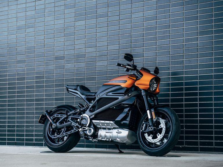 CES 2019 : la Harley-Davidson LiveWire est en précommande et c'est cher !