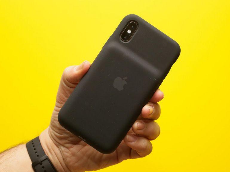 iPhone XS et iPhone XR : ce qu'il faut savoir sur les coques-batterie Smart Battery Case