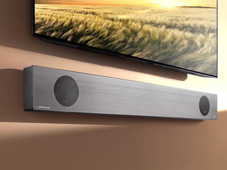 CES 2019 : LG présentera trois barres de son intelligentes, Dolby Atmos et DTS:X
