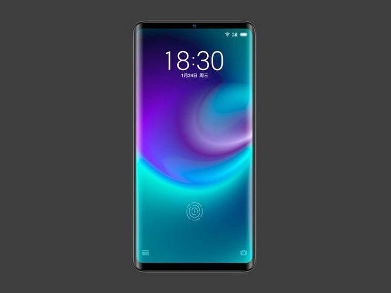 Meizu Zero, le smartphone minimaliste sans boutons ni ports
