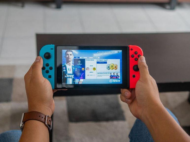 Nintendo n'échangera pas les anciennes Switch contre le nouveau modèle