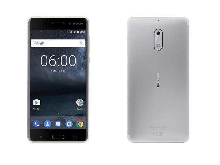 Bon plan : Nokia 6 à 109€ au lieu de 189€