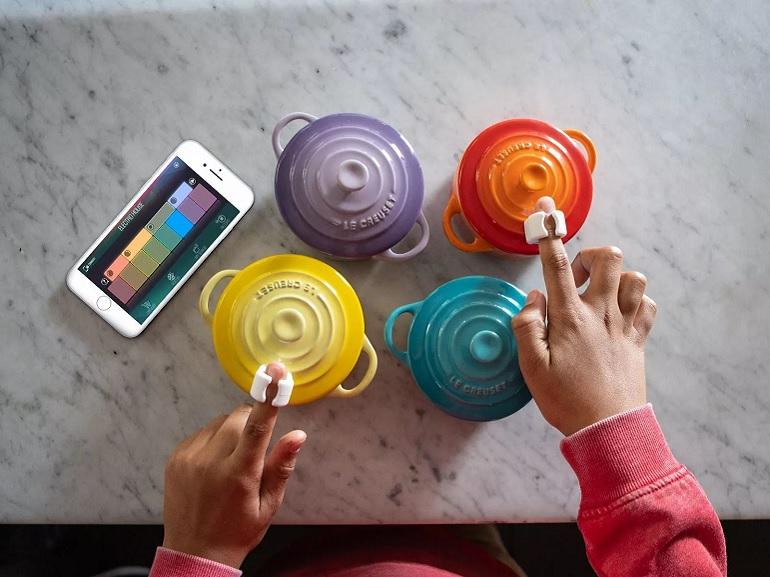 CES 2019 : Sphero dévoile une bague qui transforme la couleur en son