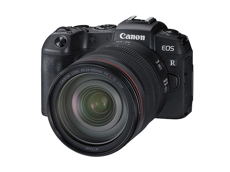 Canon présente l'EOS RP, un hybride 24x36
