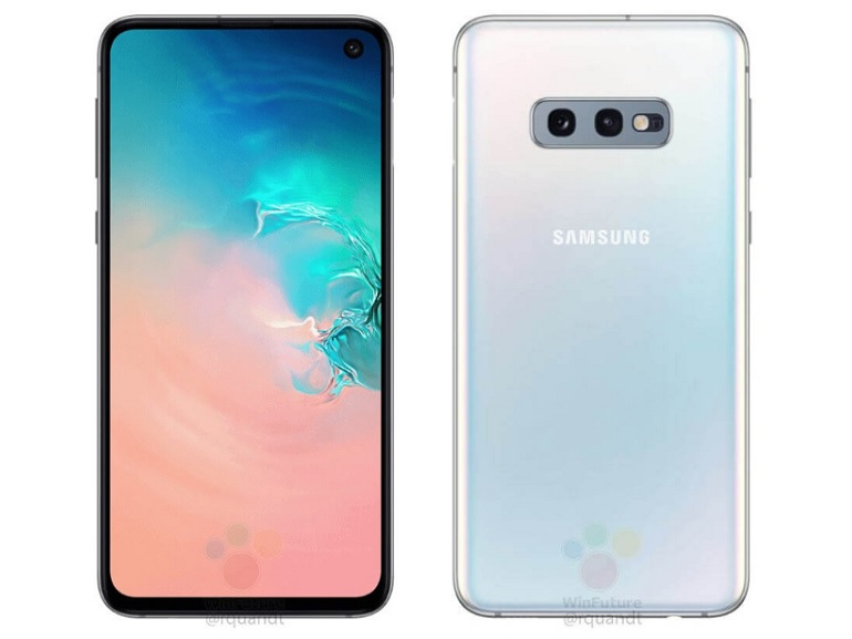 Samsung Galaxy S10E : la version