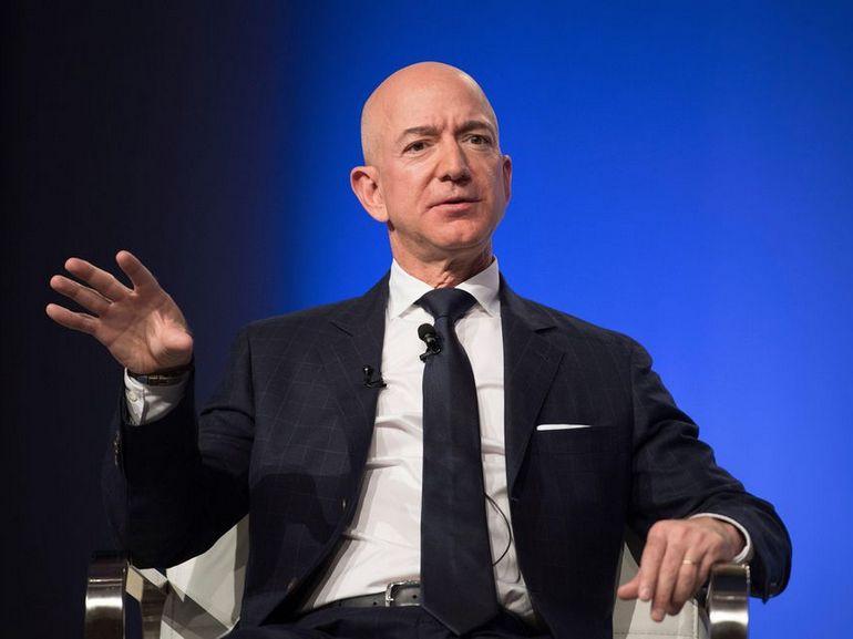 Jeff Bezos, le patron d'Amazon, dénonce une tentative de chantage