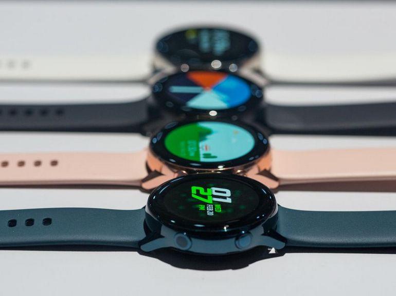 Galaxy Watch Active et Galaxy Fit : la prise en main