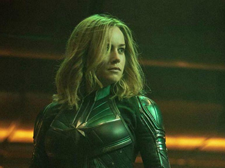 Captain Marvel dépasse les 900 millions de dollars, mais
