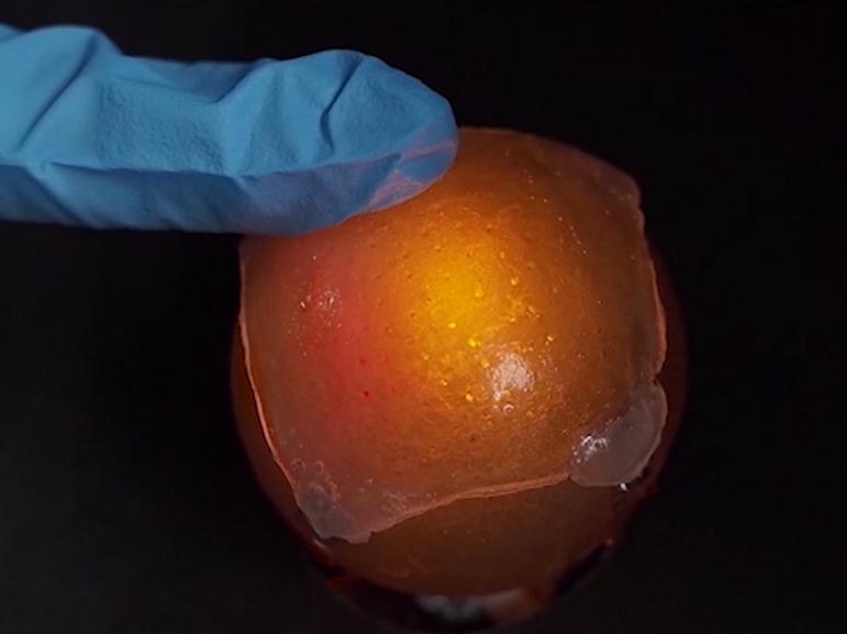Des chercheurs travaillent sur une peau artificielle qui peut « s'auto-guérir »