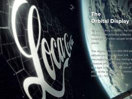 Comment la publicité veut coloniser le ciel et l'espace
