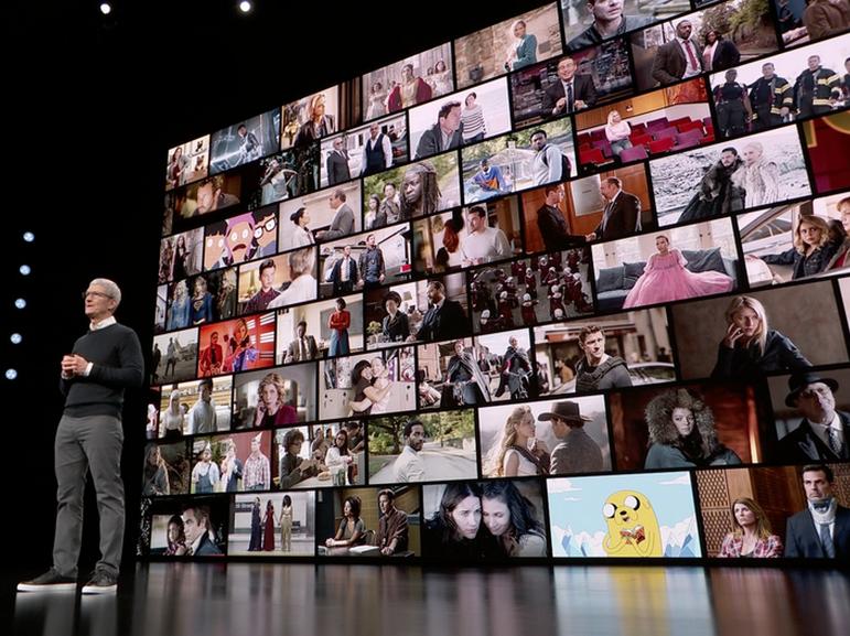 Apple Card, TV+, News+ Arcade : toutes les nouveautés annoncées hier par Apple