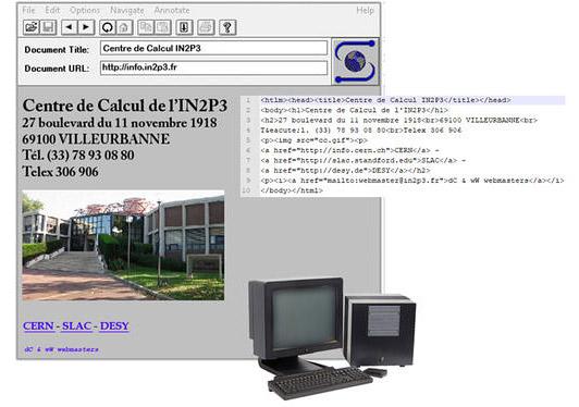 Site du CERN