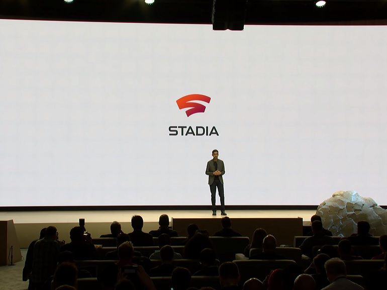 Google officialise Stadia, son nouveau service de cloud gaming