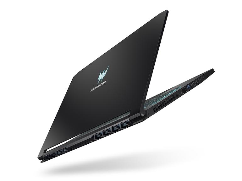 Test de l'Acer Predator Triton 500 : un portable gaming léger sous RTX 2080 Max-Q