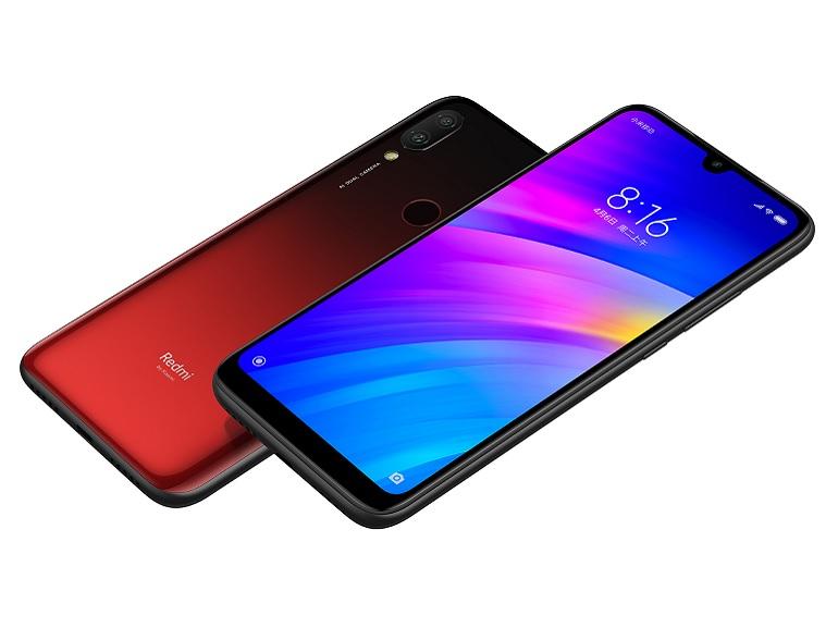 Xiaomi Redmi 7 : un nouveau champion de l'entrée de gamme ?