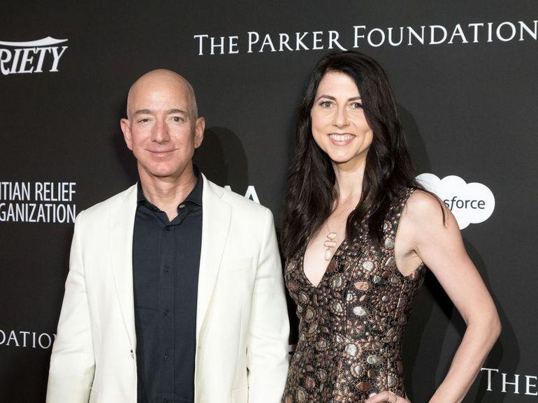 Divorce de Jeff Bezos : le patron d'Amazon conservera 75% de ses actions