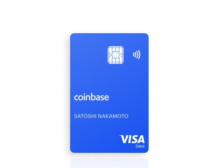 Une carte de débit Coinbase pour payer avec des cryptomonnaies