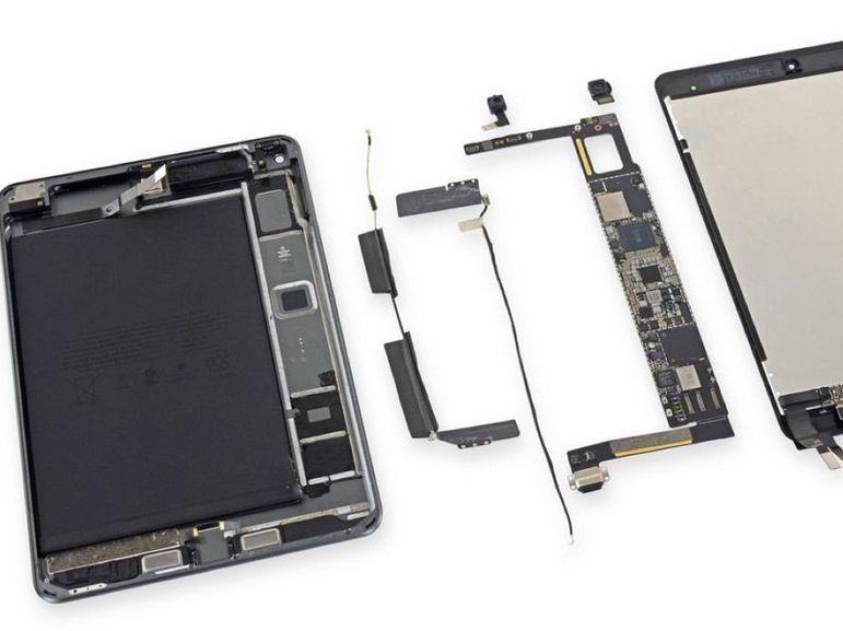 Nouvel iPad mini : deux réparations courantes sont « inutilement difficiles »  selon iFixit