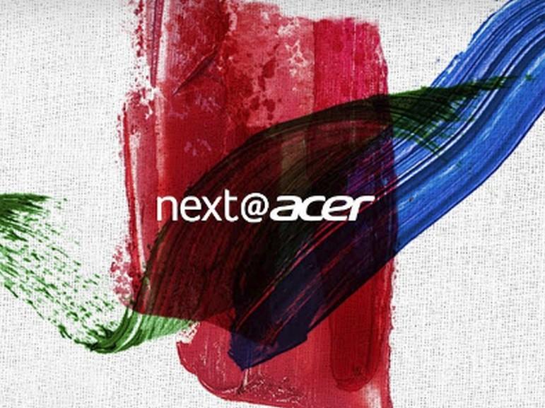 Next @ Acer : comment suivre en direct les annonces produits