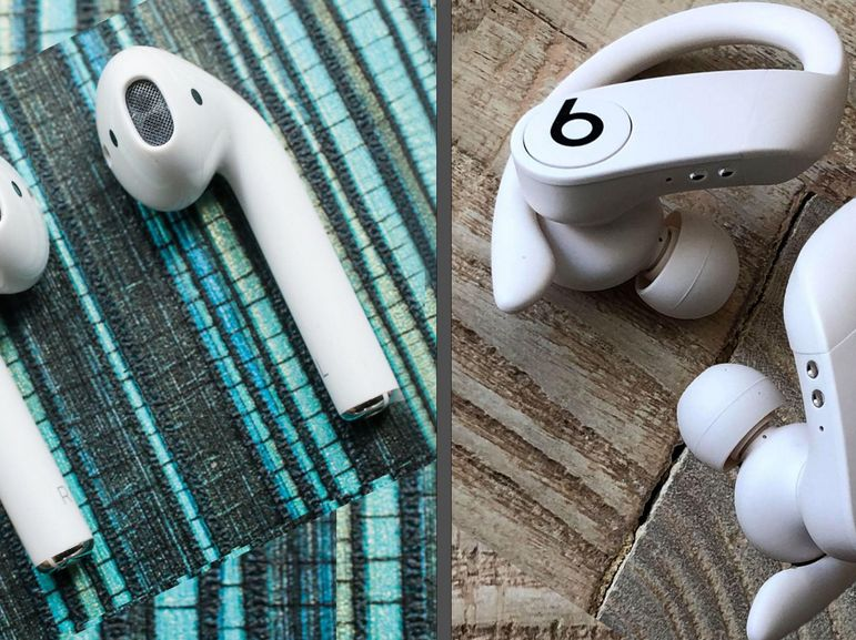 AirPods 2 vs. Powerbeats Pro : le match des écouteurs sans fil d'Apple et Beats