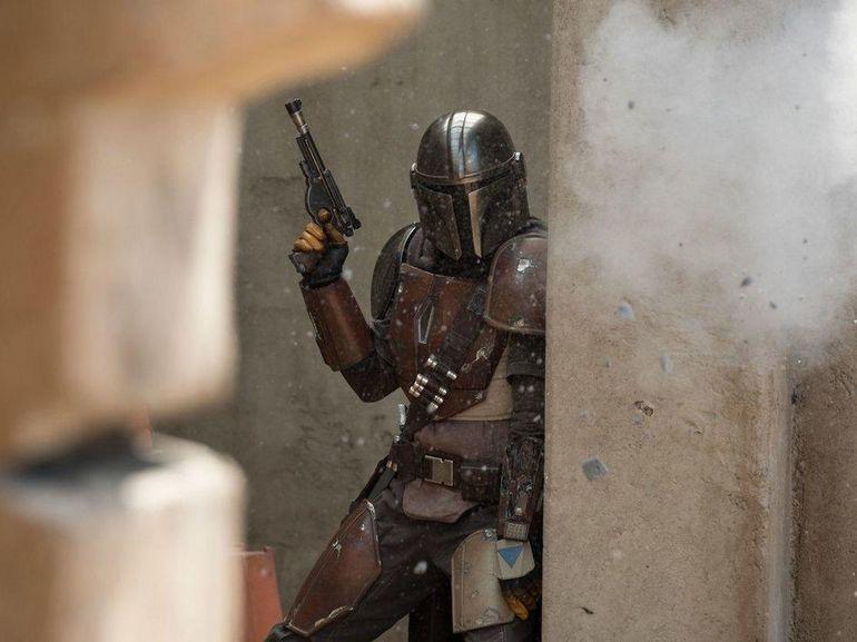 The Mandalorian : découvrez les premières images de la nouvelle série Star Wars de Disney
