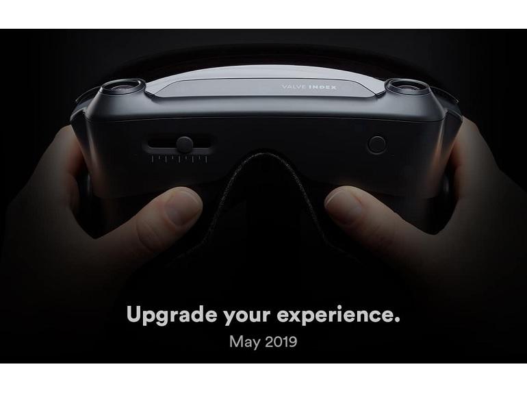Index : le casque de réalité virtuelle de Valve se dévoile avant l'heure