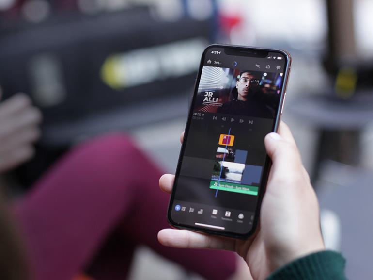 Adobe Premiere Rush : l'application de montage vidéo express arrive sur Android
