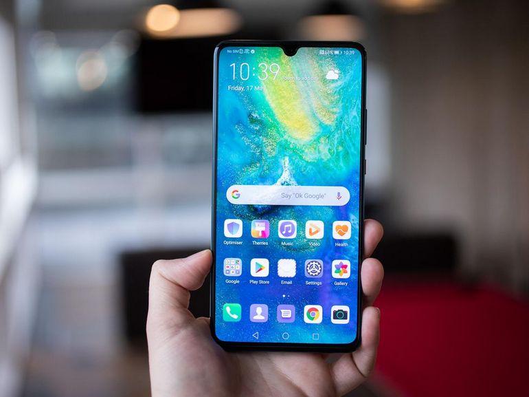 Huawei : des ventes en baisse de 20% en France ?