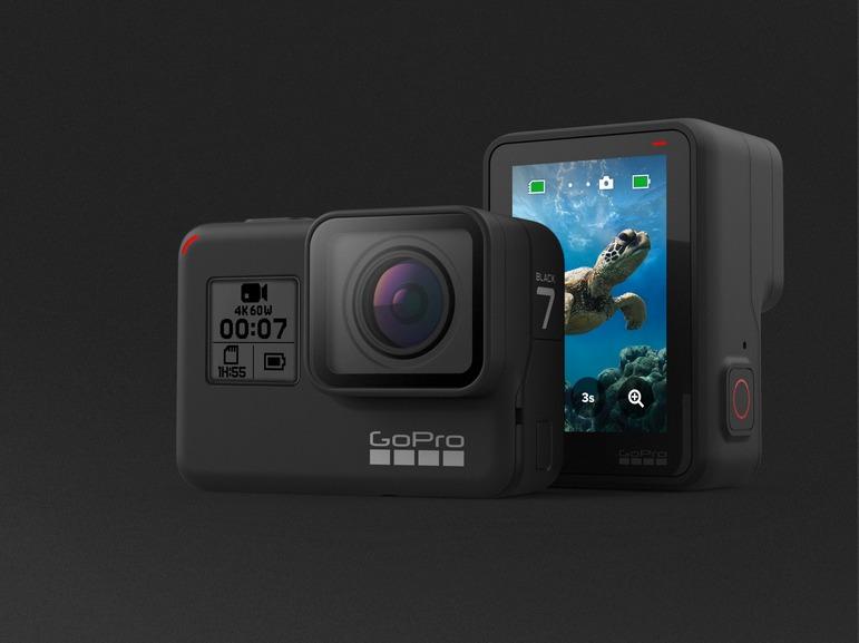 Fnac : jusqu'à 30% de réduction sur les GoPro Hero 7 Silver et Black