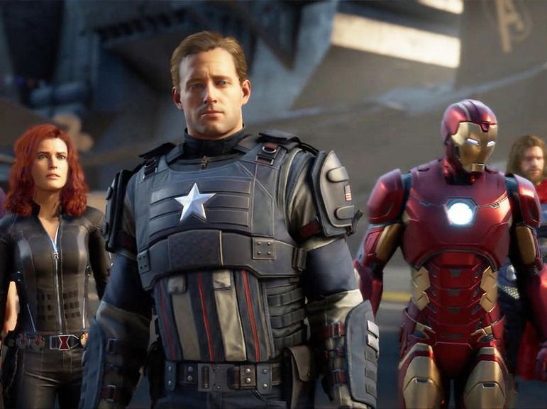 Marvel's Avengers : la bande annonce du jeu vidéo signé Square Enix