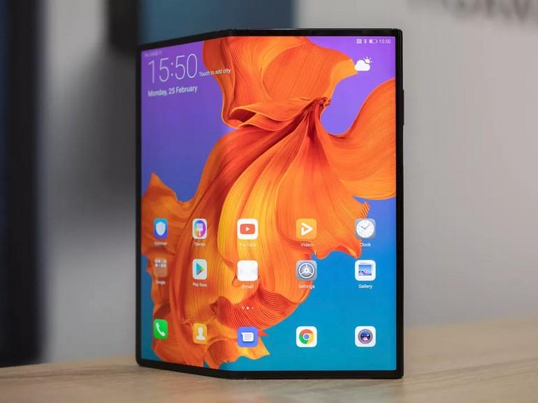Le Huawei Mate X à écran pliable sera lancé « au plus tard » en septembre