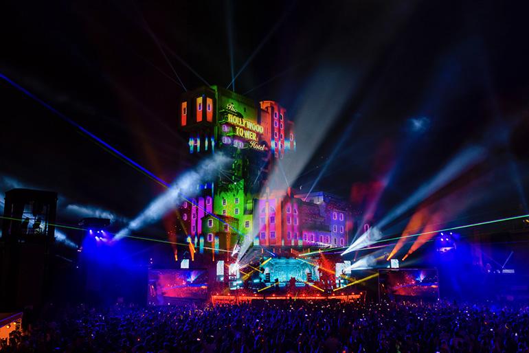Idée de sortie à Paris, Electroland 2019 une rave avec Mickey