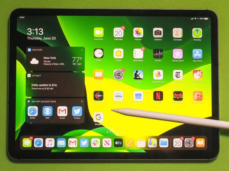 Prise en main de la bêta d'iPadOS : le début d'une transformation
