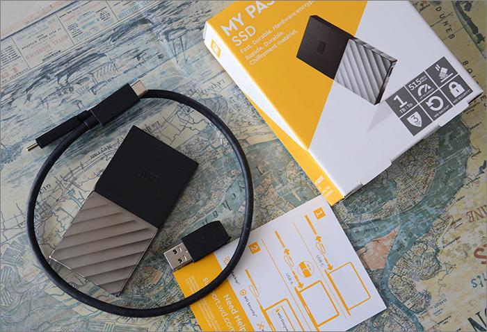 Disque SSD et accessoires