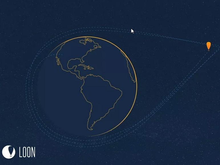 Projet Loon : les ballons Internet de Google ont cumulé un million d'heures de vol