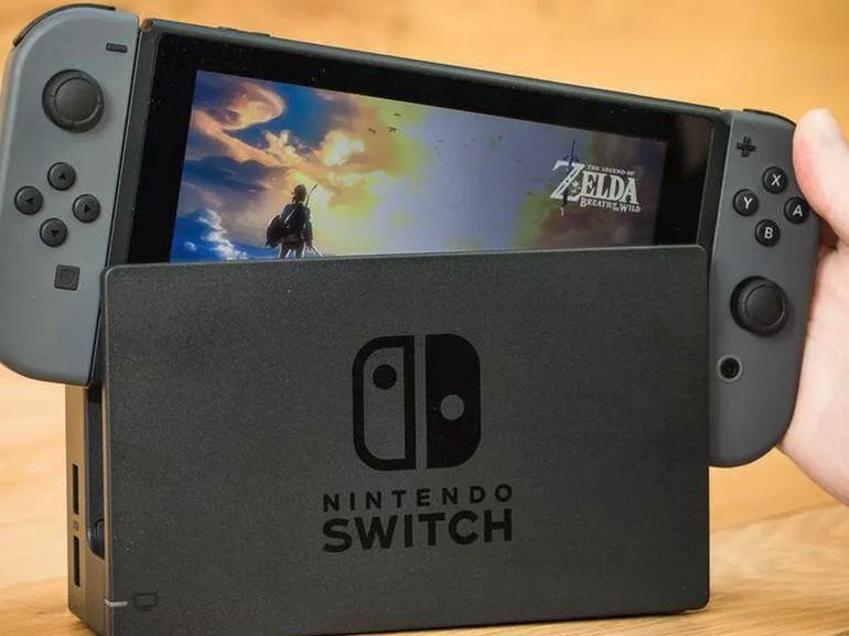La nouvelle Nintendo Switch promet 9 heures d'autonomie