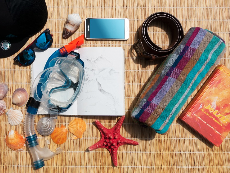 5 objets high-tech pour les vacances à mettre dans sa valise