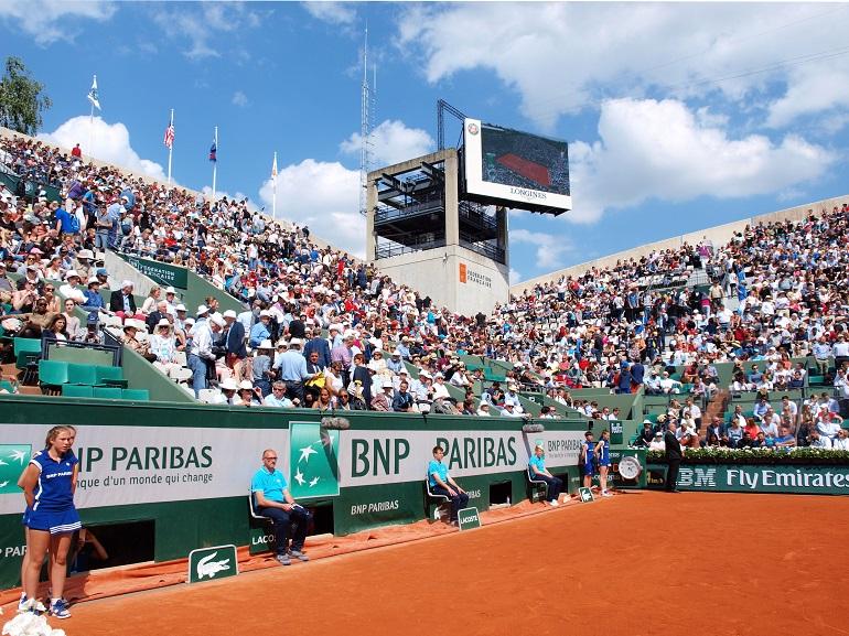 Amazon s'adjuge une partie des droits de diffusion de Roland-Garros