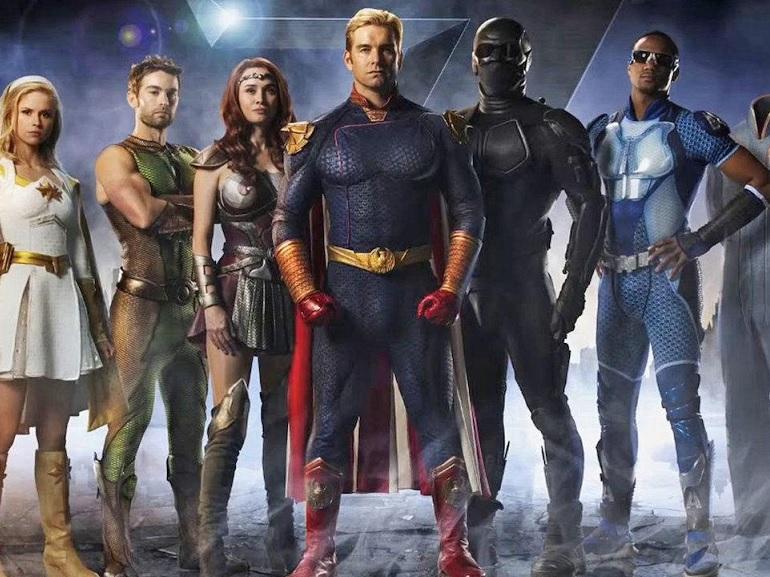 The Boys, on vous dit tout sur la série d'Amazon et ses anti super-héros