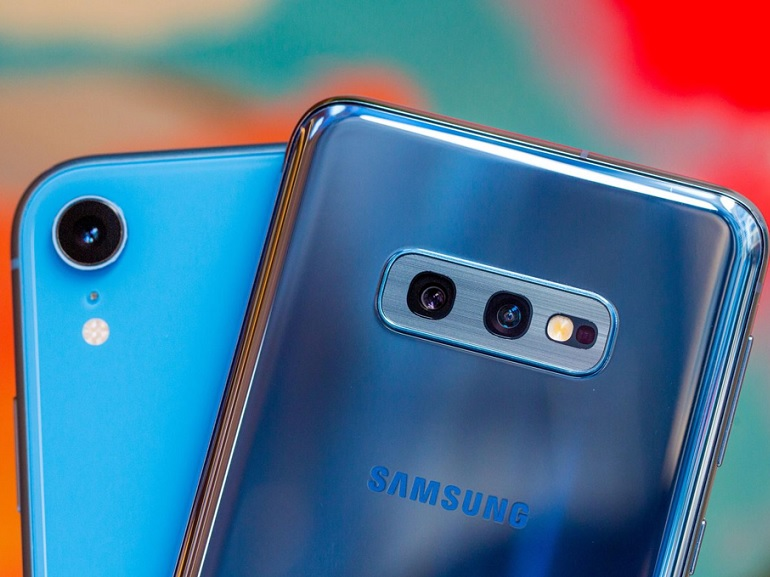 iPhone XR vs Galaxy S10e : comparatif photo, lequel choisir ?