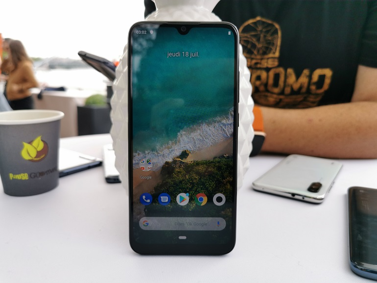 xiaomi mi a3 big 9 - Xiaomi Mi A3, Mi 9 Lite or Mi Note 10: which one to buy? - CNET France