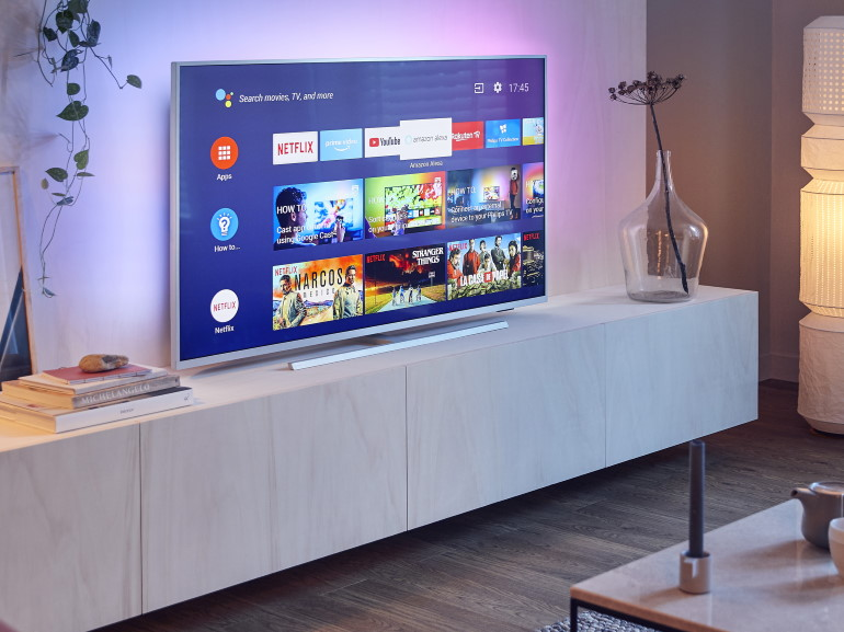 Android TV Philips The One