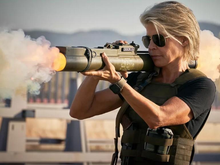 Terminator : Dark Fate. Voici la nouvelle bande-annonce qui réunit Sarah Connor et Arnold Schwarzenegger