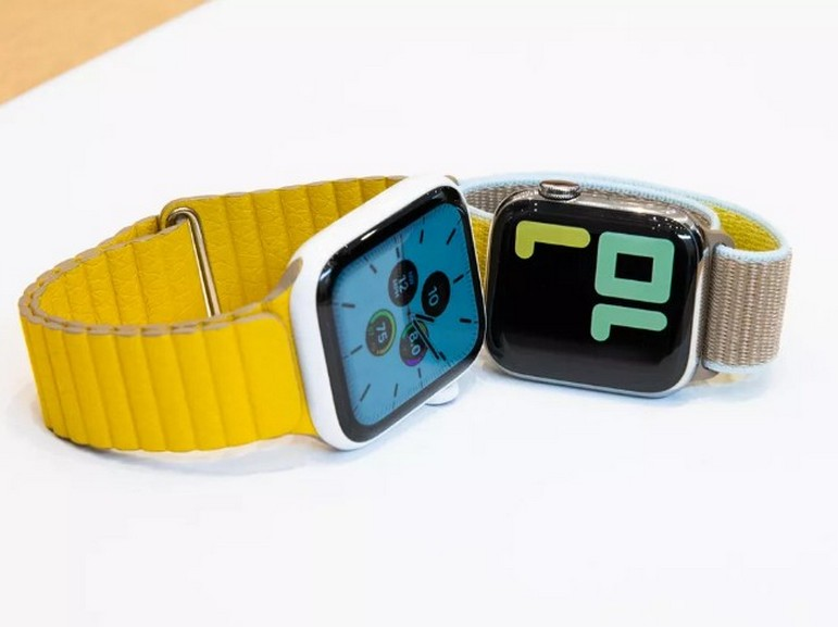 Apple Watch Series 5 : la prise en main